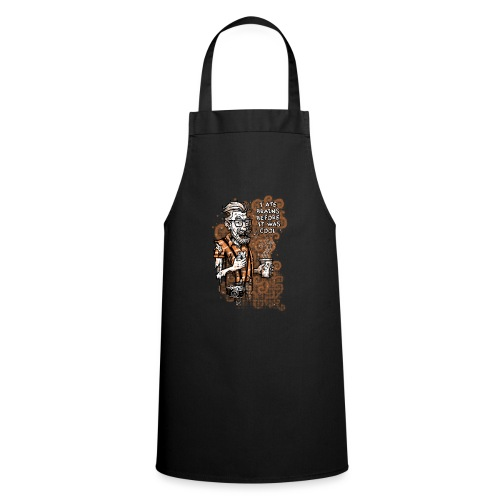 Zomb Hipster - Cooking Apron