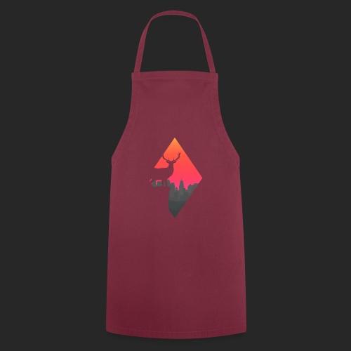 Sunset Deer - Cooking Apron