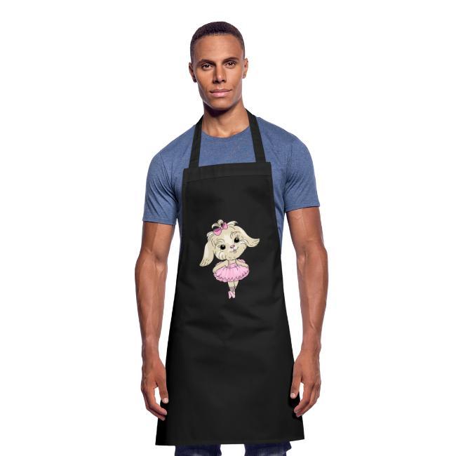 Cane Vestito Da Ballerina Grembiule Da Cucina Just S Design