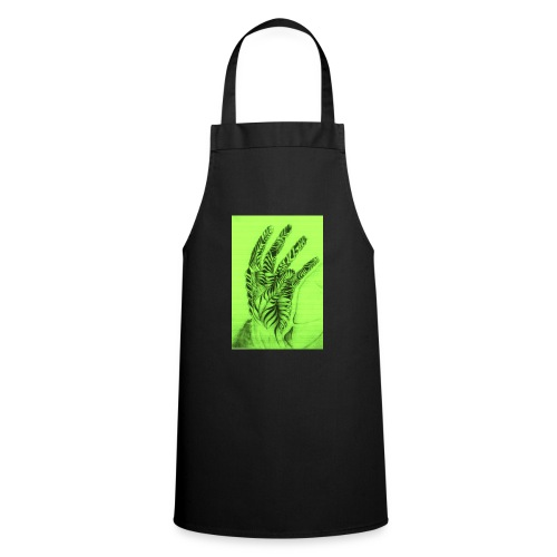 Reach to your heart - Cooking Apron