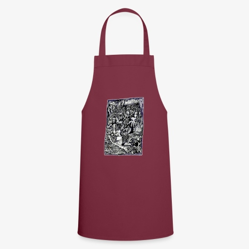 Alpha Warrior - Cooking Apron