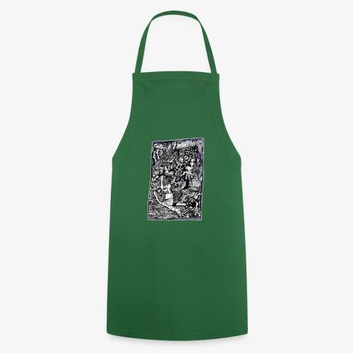 Alpha Warrior - Cooking Apron