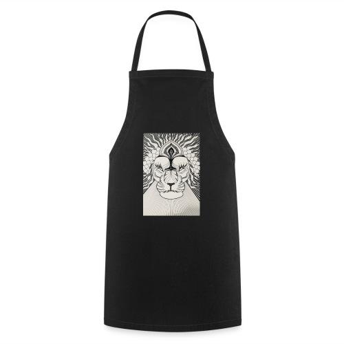 MandalArt Design - Lion - Keukenschort
