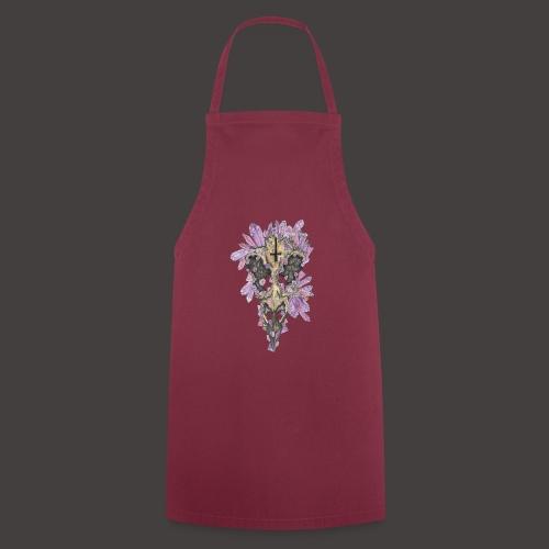 Le Corbeau de Cristal Couleur - Tablier de cuisine