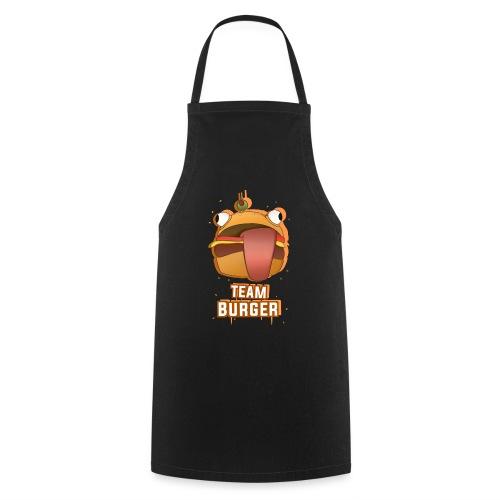 Team burguer - Delantal de cocina