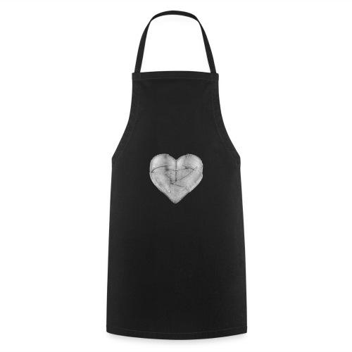 Corazon de hierro - Delantal de cocina