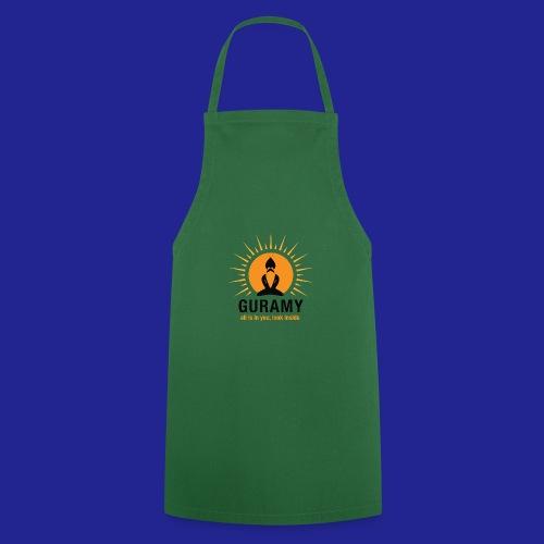 final nero con scritta - Cooking Apron