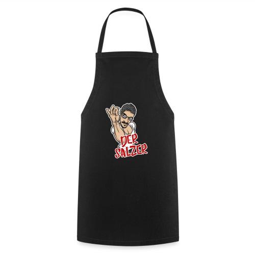 Der Salzer | Grillmeister Tshirt - Kochschürze