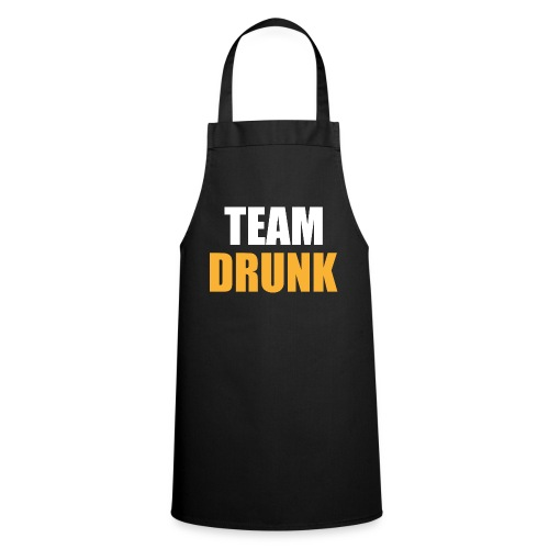 Team Drunk Junggesellenabschied - Kochschürze