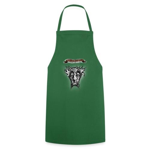 T-shirt del Dio Diaforo Tossidoille - Grembiule da cucina