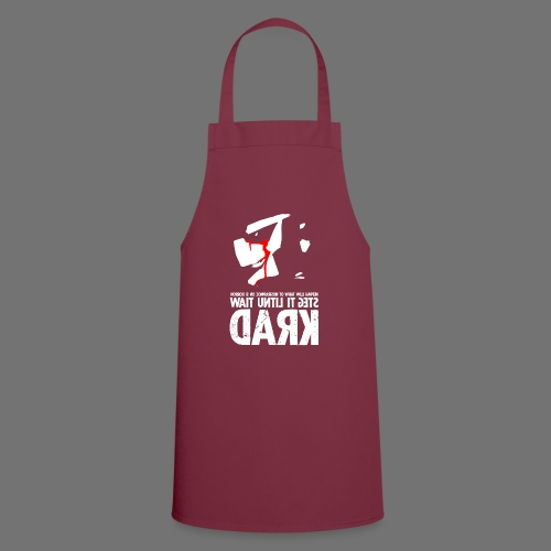 horrorcontest sixnineline - Cooking Apron