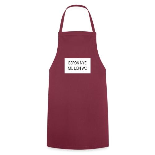 ESRON NYE MU LON WO - Tablier de cuisine