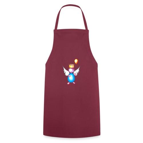 Mettalic Angel happiness - Tablier de cuisine