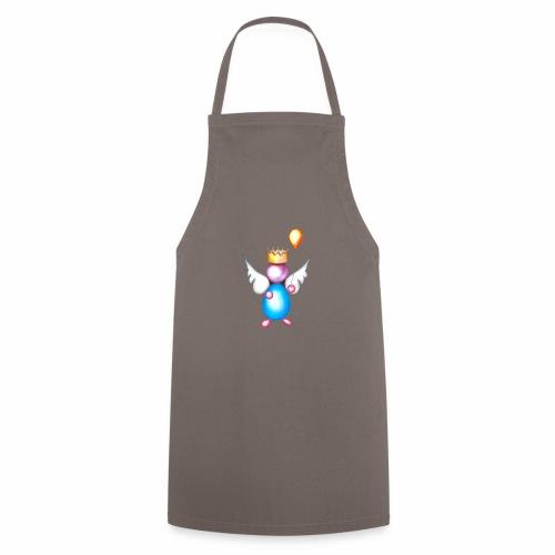 Mettalic Angel geluk - Keukenschort