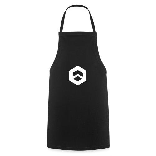 Plain black w/ logo - Cooking Apron