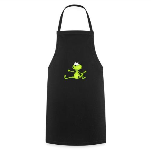 Lustiger Frosch - Kochschürze