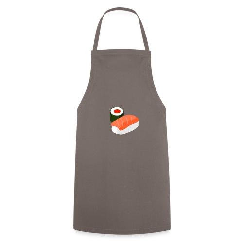 lax och rulle - sushi - Förkläde