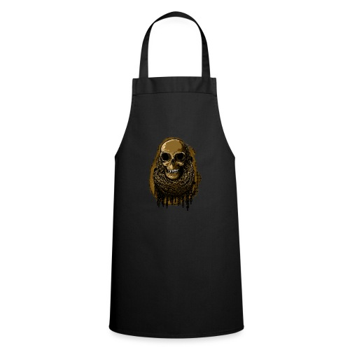 Skull in Chains YeOllo - Cooking Apron
