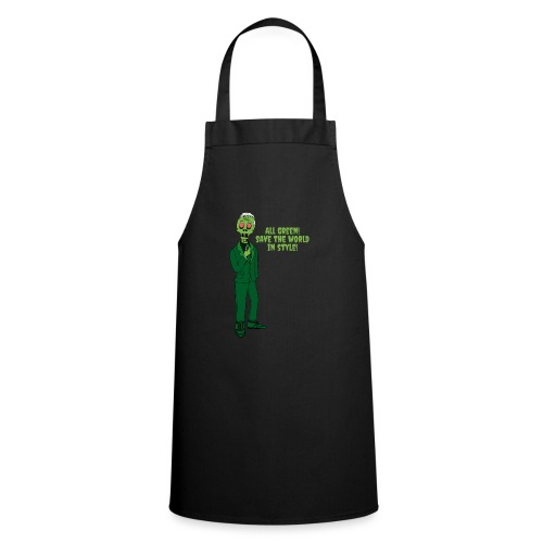 All Green - Cooking Apron