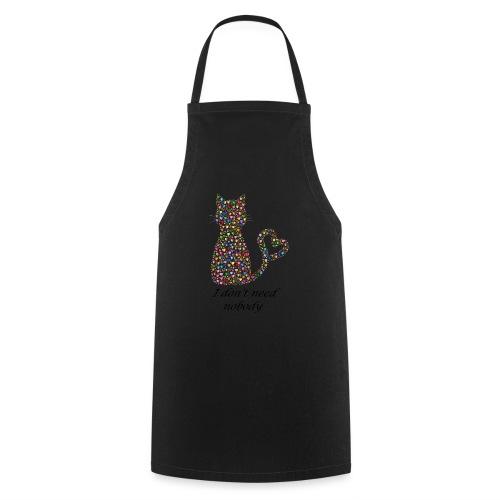 Isle of loving Cat - Cooking Apron