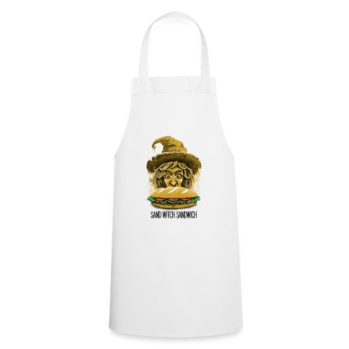 Sand Witch Sandwich V1 - Cooking Apron