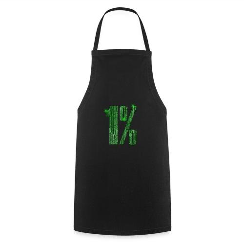 1 % Matrix - Kochschürze