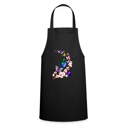 Butterfly dance dance - Cooking Apron
