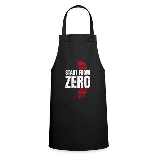 Start from ZERO - Cooking Apron