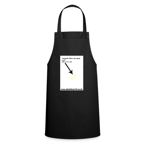 stain - Cooking Apron