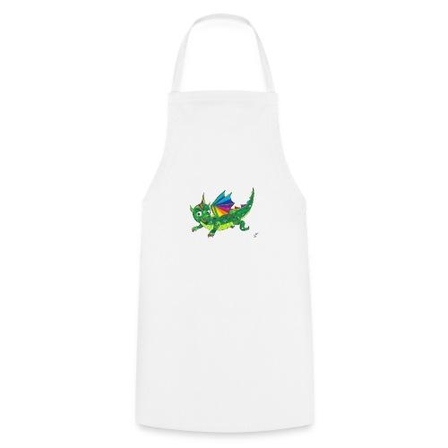happy dragon - Kochschürze