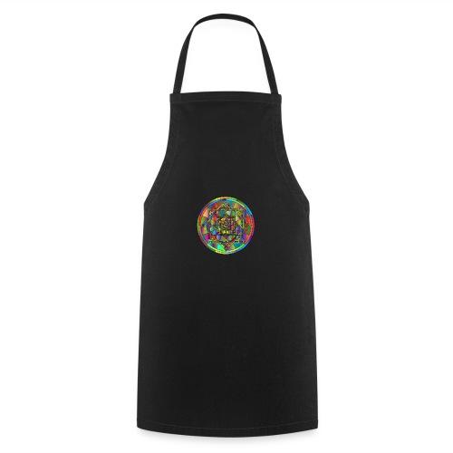 mandala et géométrie sacrée - Tablier de cuisine