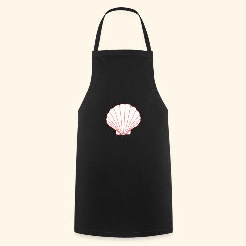 Coquillage tit - Tablier de cuisine