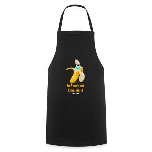 Die Zock Stube - Infected Banana - Kochschürze