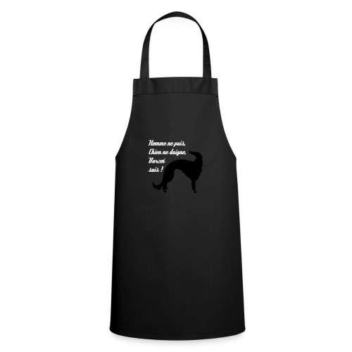 barzoi maxime2 - Tablier de cuisine