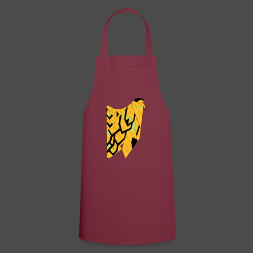 Owl Colour Redraw - Cooking Apron