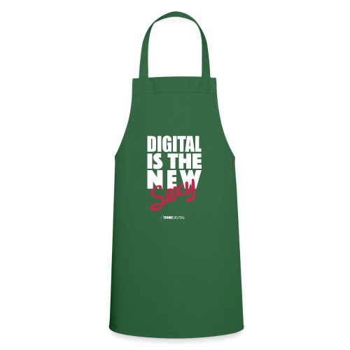 DIGITAL is the New Sexy - Grembiule da cucina