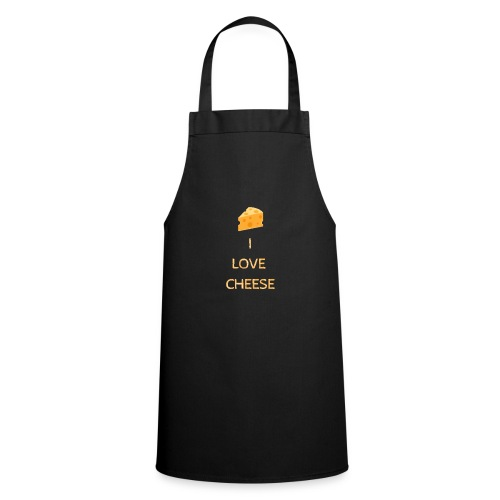 I Love CHESSE - Tablier de cuisine