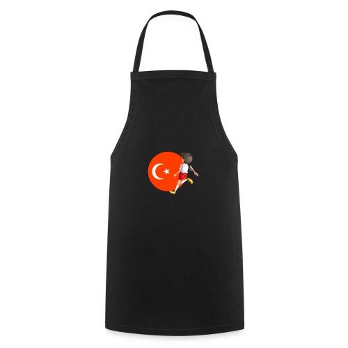 Türkei Fussball - Kochschürze