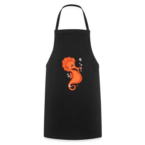 Seelina Seepferdchen - Kochschürze