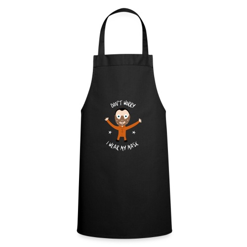 Hannibal lecter - Tablier de cuisine