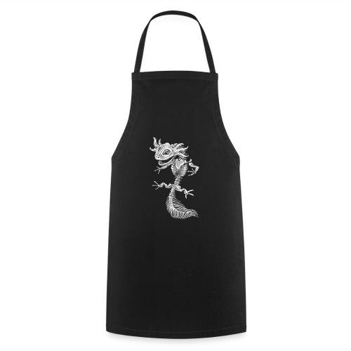 Axolotl Skeleton - Tablier de cuisine
