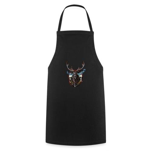 Deer - BONE SQL PRY - Cooking Apron