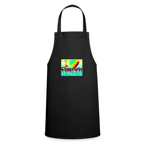 ILOVCHOCO2 copie - Tablier de cuisine