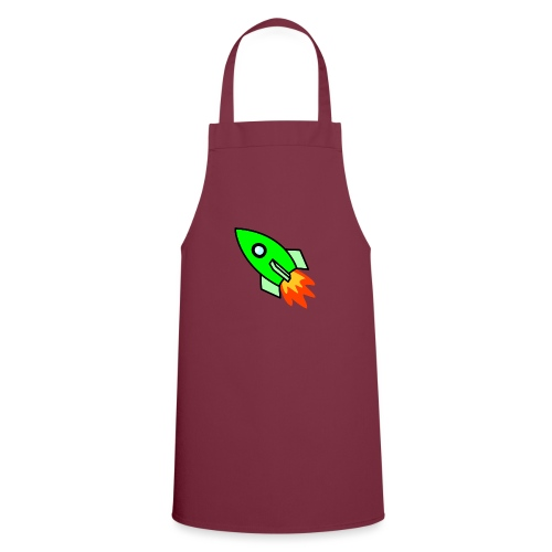 neon green - Cooking Apron