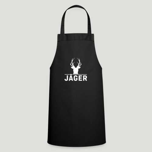 Jäger! Jäger Shirt Jaeger - Kochschürze