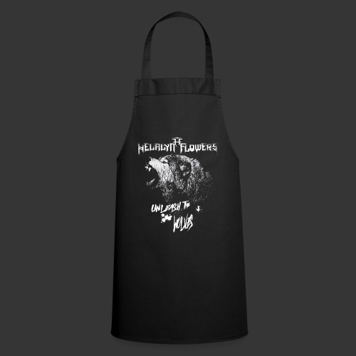 unleash the wolves - Cooking Apron