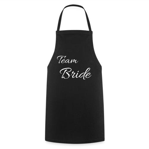 Team Bride JGA Junggesellenabschied - Kochschürze