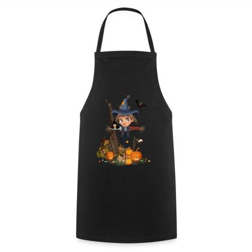 halloween - Delantal de cocina