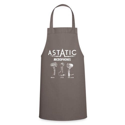 Astatic mic advert - Cooking Apron
