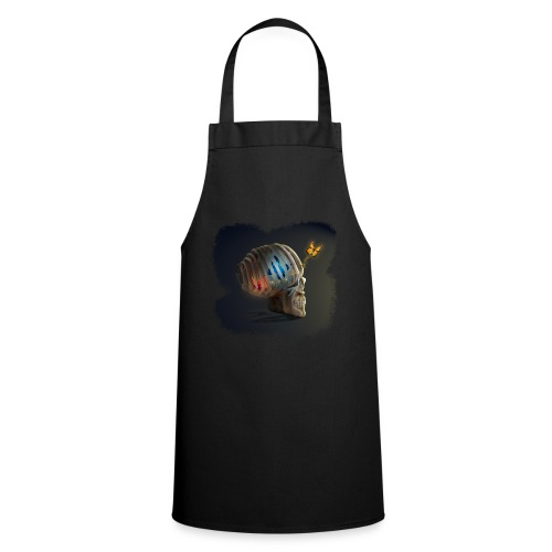 skulll - Tablier de cuisine